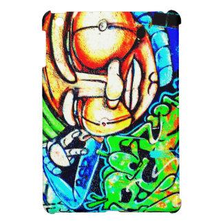 Coque Pour iPad Mini Paix exclusive du Brésil de rue d'art de mini cas