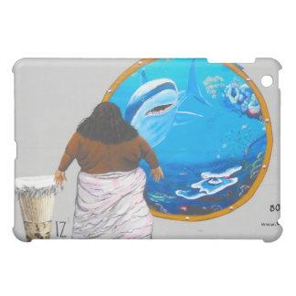 Coque Pour iPad Mini Peinture murale de l'Israël d'art de rue d'Hawaï