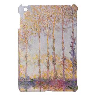 Coque Pour iPad Mini Peupliers de Claude Monet | sur les banques de