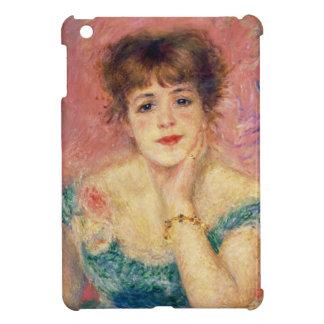 Coque Pour iPad Mini Pierre un portrait de Renoir | de Jeanne Samary