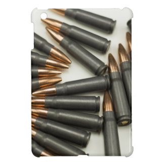 Coque Pour iPad Mini point creux des munitions 7.62x39mm de munitions