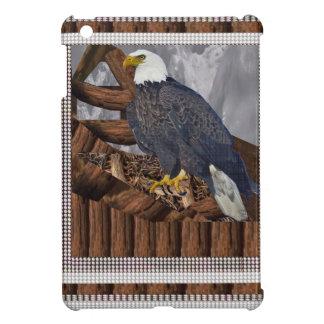Coque Pour iPad Mini Roi d'EAGLE d'oiseau d'habitat de Nord-américain