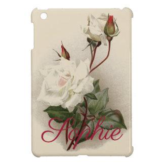 Coque Pour iPad Mini Roses vintages/victoriens Personnalised
