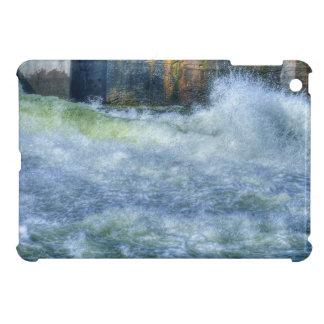 Coque Pour iPad Mini Scène de précipitation de nature de rivière de
