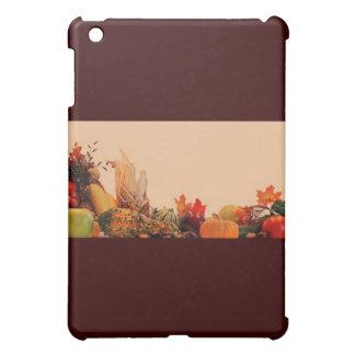 Coque Pour iPad Mini Thanksgiving/corne d'abondance