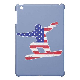 Coque Pour iPad Mini Tient le premier rôle SURFEUR de rayures du ` n