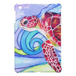 Coque Pour iPad Mini Tortue de Surfin
