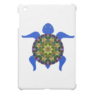 Coque Pour iPad Mini Tortue kaléïdoscopique Design.8 de mandala
