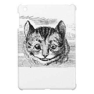 Coque Pour iPad Mini Visage de chat de Cheshire