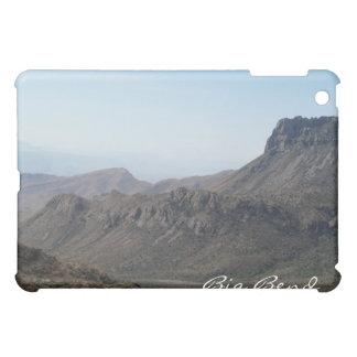 Coque Pour iPad Mini Vue nationale de Parc-Montagne de grande courbure