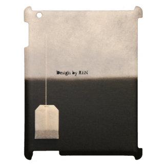 """Coque pour iPad """"Thé noir"""" by REN"""