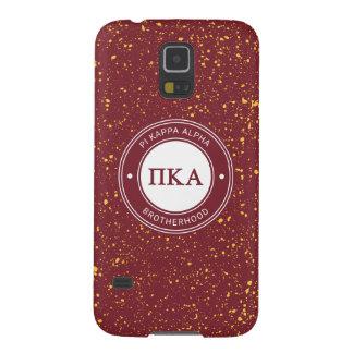 Coque Pour Samsung Galaxy S5 Insigne de l'alpha | de Kappa de pi