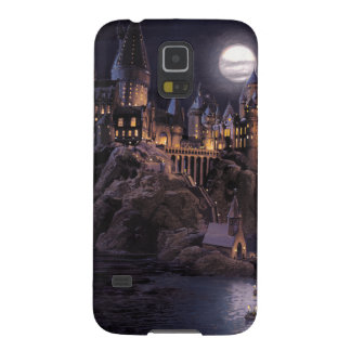 Coque Pour Samsung Galaxy S5 Lac castle | de Harry Potter grand à Hogwarts