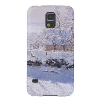 Coque Pour Samsung Galaxy S5 Pie de Claude Monet-The