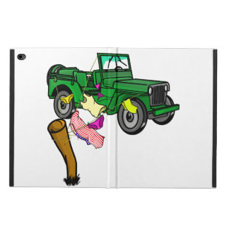 Coque Powis iPad Air 2 aventure 4WD