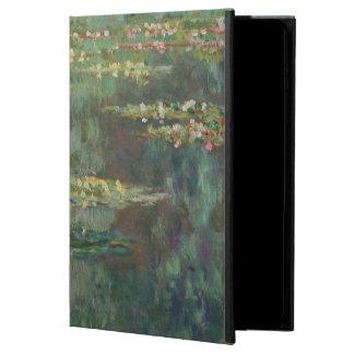 Coque Powis iPad Air 2 Beaux-arts GalleryHD d'étang de nénuphar de Claude
