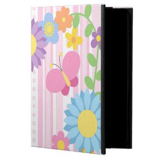 Coque Powis iPad Air 2 Caisse de l'air 2 d'iPad de fleurs