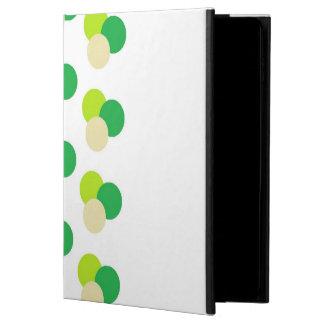Coque Powis iPad Air 2 caisse de l'air 2 d'iPad sans l'art de Kickstand