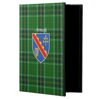 Coque Powis iPad Air 2 Cas air/Air2 d'iPad du comté d'Armagh