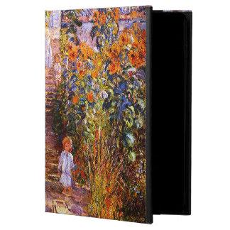 Coque Powis iPad Air 2 Jardin de Claude Monet-Monet chez Vétheuil