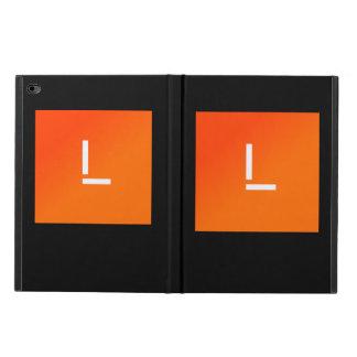 Coque Powis iPad Air 2 L'air officiel de Lobetec Ipad coque-noir