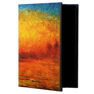 Coque Powis iPad Air 2 Monet-Coucher du soleil de Claude à Venise