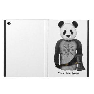 Coque Powis iPad Air 2 Ours panda avec le marteau du Thor