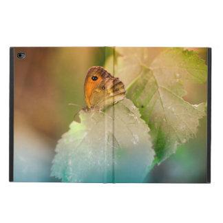Coque Powis iPad Air 2 Papillon d'été sur une feuille