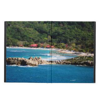 Coque Powis iPad Air 2 Paradis tranquille Labadee Haïti d'île
