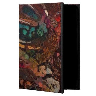 Coque Powis iPad Air 2 Regard réfléchi abstrait coloré