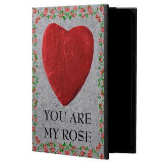 Coque Powis iPad Air 2 You d'acres my rose