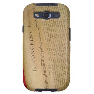 Coque Samsung Galaxy S3 L'indépendance