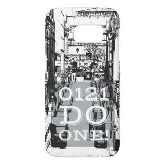 Coque Samsung Galaxy S7 0121 faites un sur la couverture de téléphone de