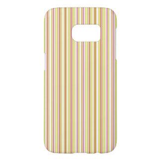 Coque Samsung Galaxy S7 Caisse rose et en bon état de galaxie de Samsung