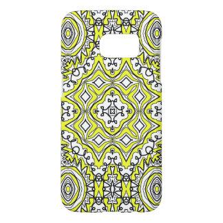 Coque Samsung Galaxy S7 cas d'abrégé sur l'iphone 6/6s