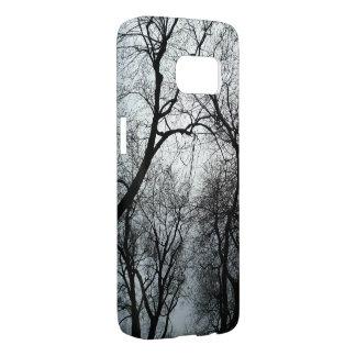 Coque Samsung Galaxy S7 Cas nu de téléphone de branches