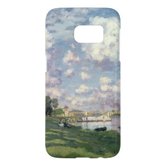 Coque Samsung Galaxy S7 Claude Monet | la marina à Argenteuil, 1872