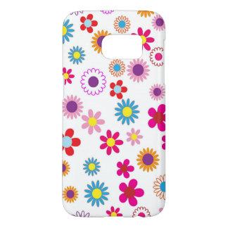 Coque Samsung Galaxy S7 Conception girly mignonne de fleur