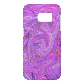 Coque Samsung Galaxy S7 Couleurs crémeuses, roses