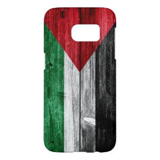 Coque Samsung Galaxy S7 De la Palestine de drapeau d'Apple de l'iPhone 7