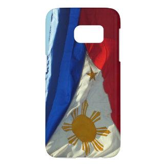 Coque Samsung Galaxy S7 drapeau de Philippines