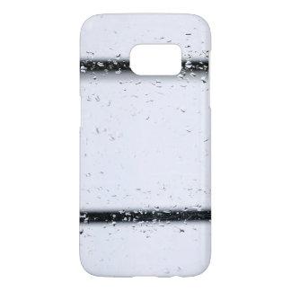 Coque Samsung Galaxy S7 Fenêtre pluvieuse