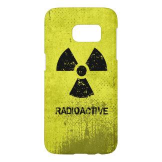 Coque Samsung Galaxy S7 Grunge radioactive de Choisi-UN-Couleur