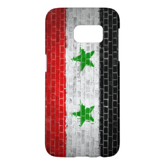 Coque Samsung Galaxy S7 L'iPhone Samsung d'Apple de drapeau de la Syrie
