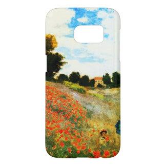 Coque Samsung Galaxy S7 Monet-Pavots de Claude à Argenteuil