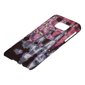 Coque Samsung Galaxy S7 Motif assez mignon de couleurs d'eau