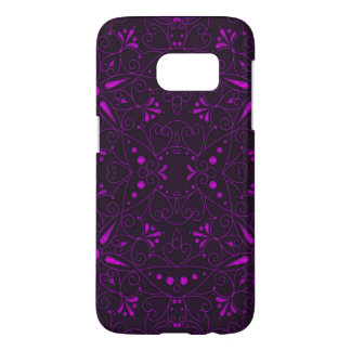 Coque Samsung Galaxy S7 motif majestueux E