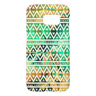 Coque Samsung Galaxy S7 Motif tribal V01A d'imaginaire
