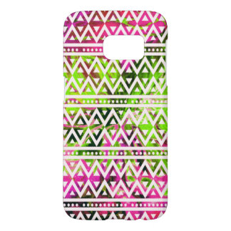 Coque Samsung Galaxy S7 Motif tribal V01B d'imaginaire