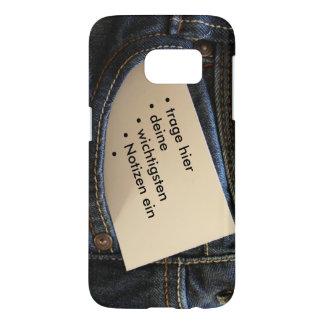 Coque Samsung Galaxy S7 NoteCase